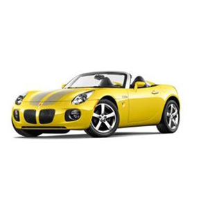 2009 Pontiac Solstice Stripe Package 19214037