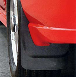1999 Pontiac Firebird Splash Guards, Flat w/ Contour