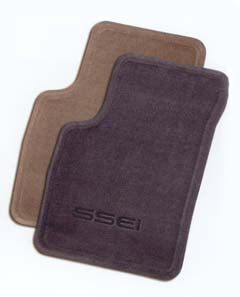 2000 Pontiac Bonneville Floor Mats, Carpet 12496204
