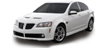 Pontiac G8 Genuine Pontiac Parts and Pontiac Accessories Online