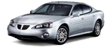 Pontiac Grand Prix Genuine Pontiac Parts and Pontiac Accessories Online
