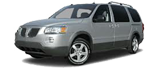 Pontiac Montana SV6 Genuine Pontiac Parts and Pontiac Accessories Online