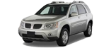 Pontiac Torrent Genuine Pontiac Parts and Pontiac Accessories Online